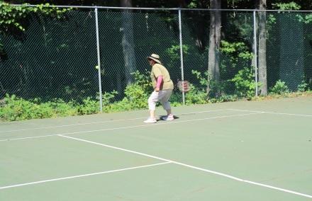 Jill tennis doubles 2018